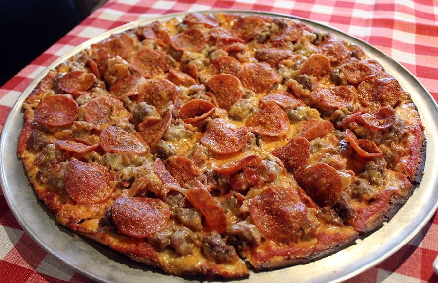 ¿Qué es la pizza estilo St. Louis?