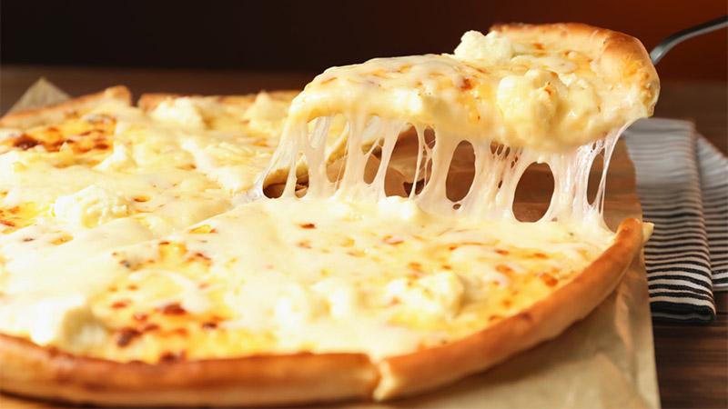 ¿Cuál es el mejor queso para la pizza?
