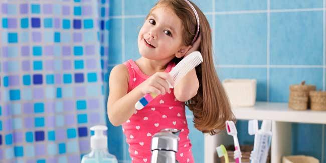 5 consejos para el cuidado del cabello de niños